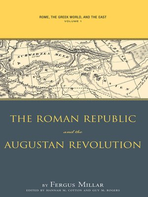 cover image of Rome, the Greek World, and the East