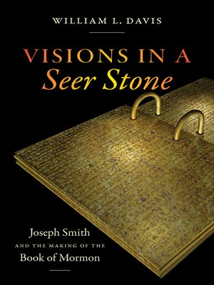 cover image of Visions in a Seer Stone