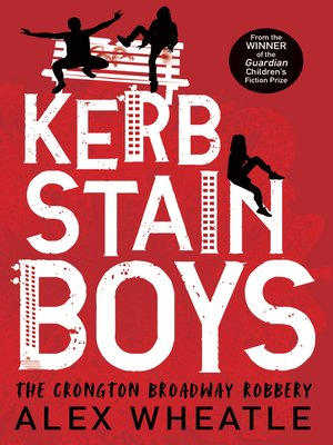 cover image of Kerb-Stain Boys