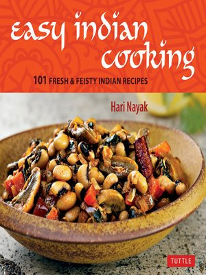 cover image of Easy Indian Cooking