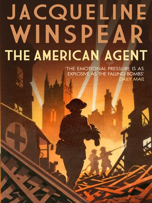 cover image of The American Agent