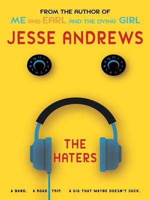 cover image of The Haters
