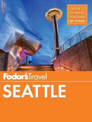 cover image of Fodor's Seattle