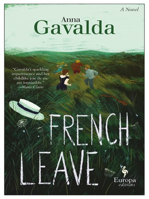 cover image of French Leave