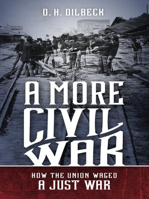 cover image of A More Civil War