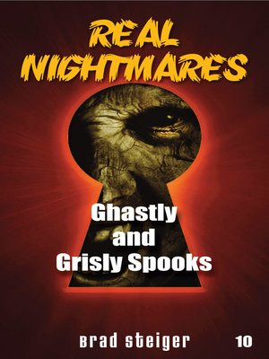 cover image of Real Nightmares (Book 10)
