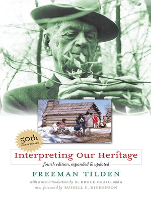cover image of Interpreting Our Heritage