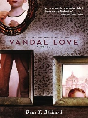 cover image of Vandal Love