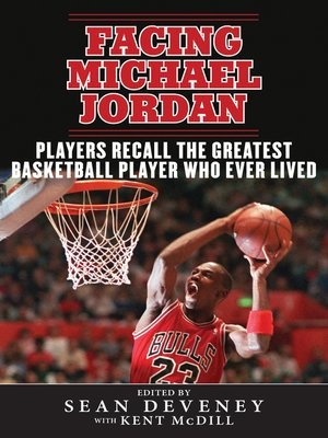 cover image of Facing Michael Jordan
