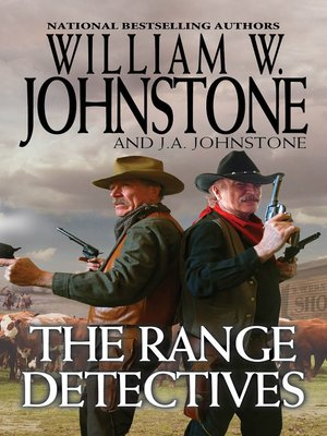 cover image of The Range Detectives