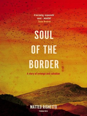 cover image of Soul of the Border