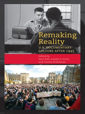 cover image of Remaking Reality