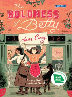 cover image of The Boldness of Betty