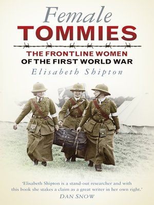 cover image of Female Tommies