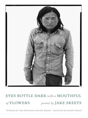 cover image of Eyes Bottle Dark with a Mouthful of Flowers