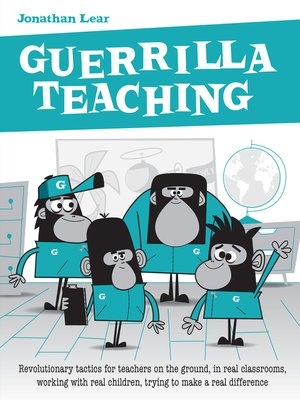 cover image of Guerrilla Teaching