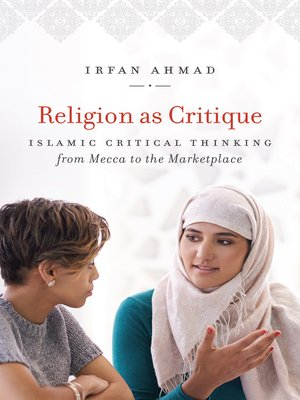 cover image of Religion as Critique