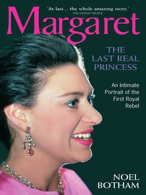 cover image of Margaret--The Last Real Princess
