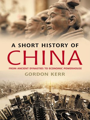 cover image of A Short History of China