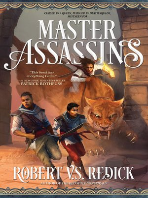 cover image of Master Assassins