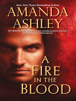 cover image of A Fire in the Blood
