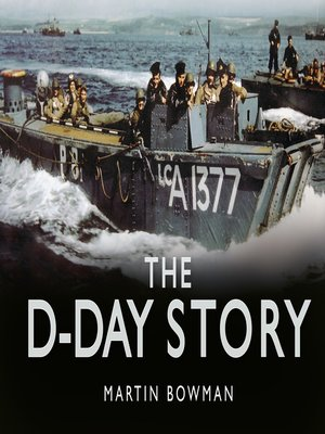 cover image of The D-Day Story