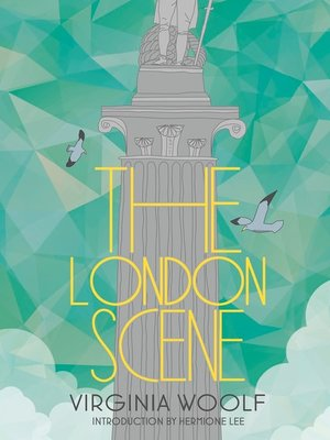 cover image of The London Scene