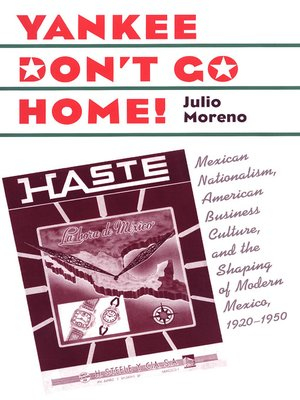 cover image of Yankee Don't Go Home!
