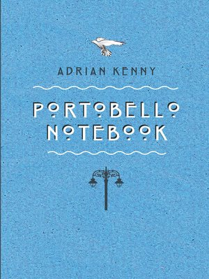 cover image of Portobello Notebook