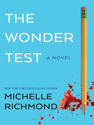 cover image of The Wonder Test