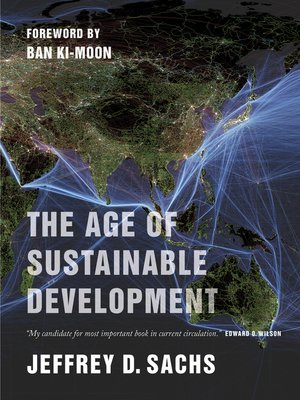 cover image of The Age of Sustainable Development
