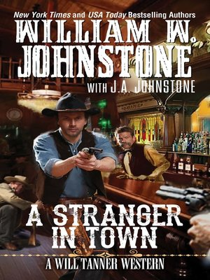 cover image of A Stranger in Town