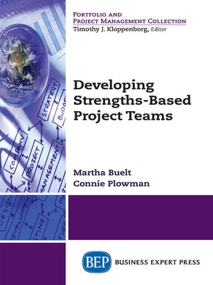 cover image of Developing Strengths-Based Project Teams