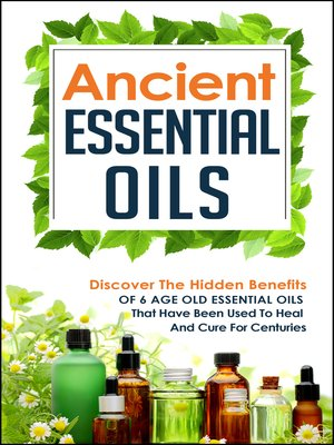 cover image of Ancient Essential Oils