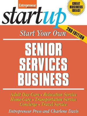 cover image of Start Your Own Senior Services Business