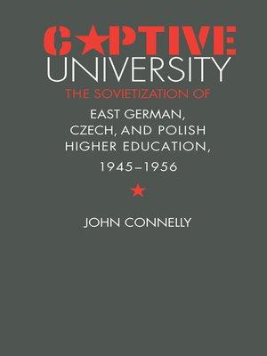 cover image of Captive University