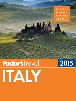 cover image of Fodor's Italy 2015