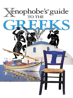 cover image of The Xenophobe's Guide to the Greeks