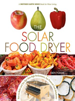 cover image of The Solar Food Dryer