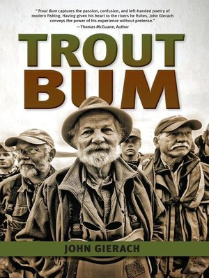 cover image of Trout Bum