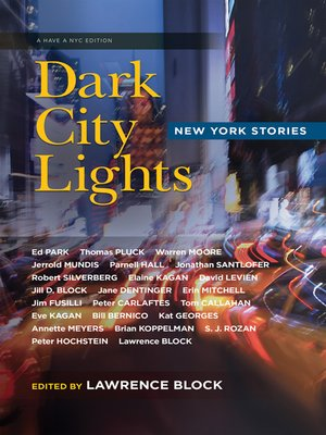 cover image of Dark City Lights