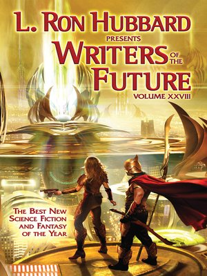 cover image of Writers of the Future, Volume 28