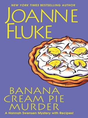 cover image of Banana Cream Pie Murder