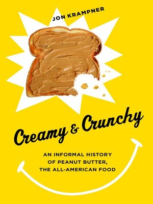cover image of Creamy and Crunchy