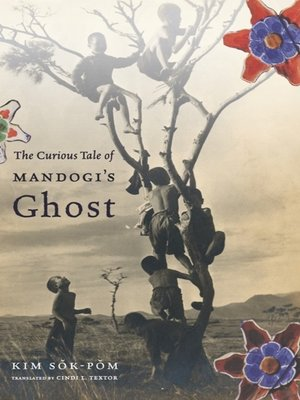 cover image of The Curious Tale of Mandogi's Ghost