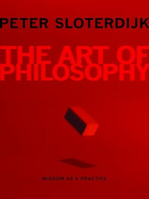 cover image of The Art of Philosophy