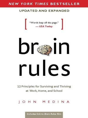 cover image of Brain Rules (Updated and Expanded)