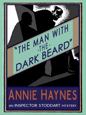 cover image of The Man with the Dark Beard