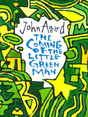 cover image of The Coming of the Little Green Man