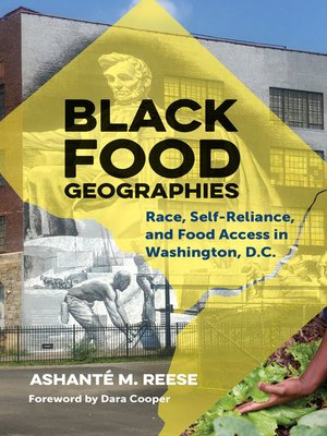 cover image of Black Food Geographies